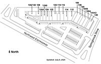 Courtyard Plaza Plan