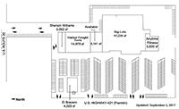 Michigan City Plaza Plan