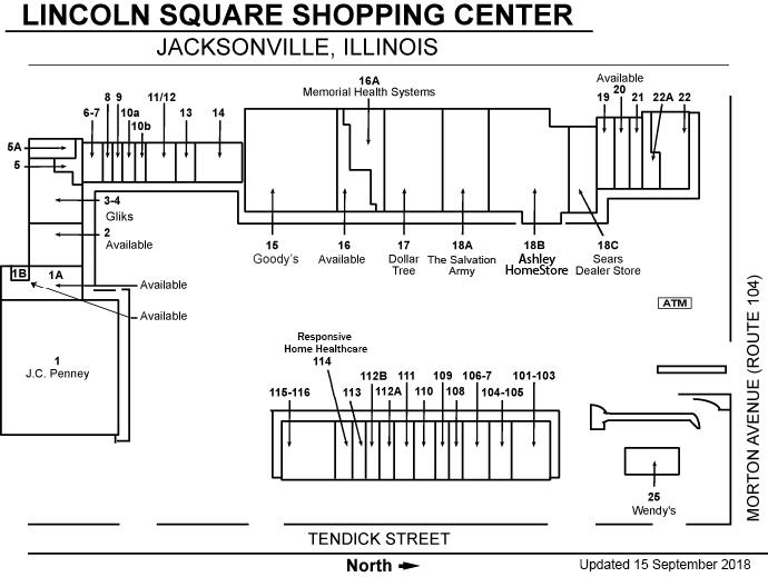 Lincoln Square Plan